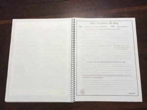 Printable Bible Reading Plan Notebook - 30 Day Plan