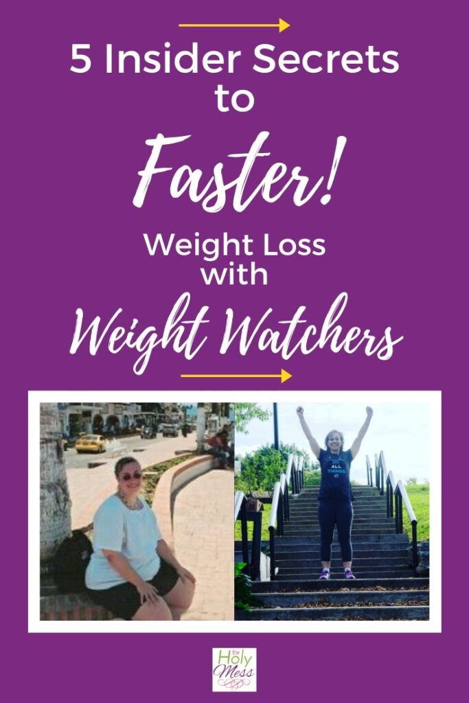 Weight Watchers Insider Secrets to Fast Weight Loss