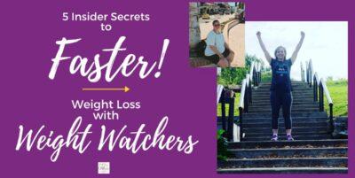 5 Insider Secrets Weight Watchers