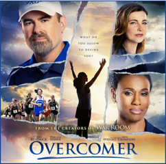 Why You Should Watch the Overcomer Movie with Your Family this Holiday Season