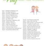30 Bible Verse to Pray for Your Children
