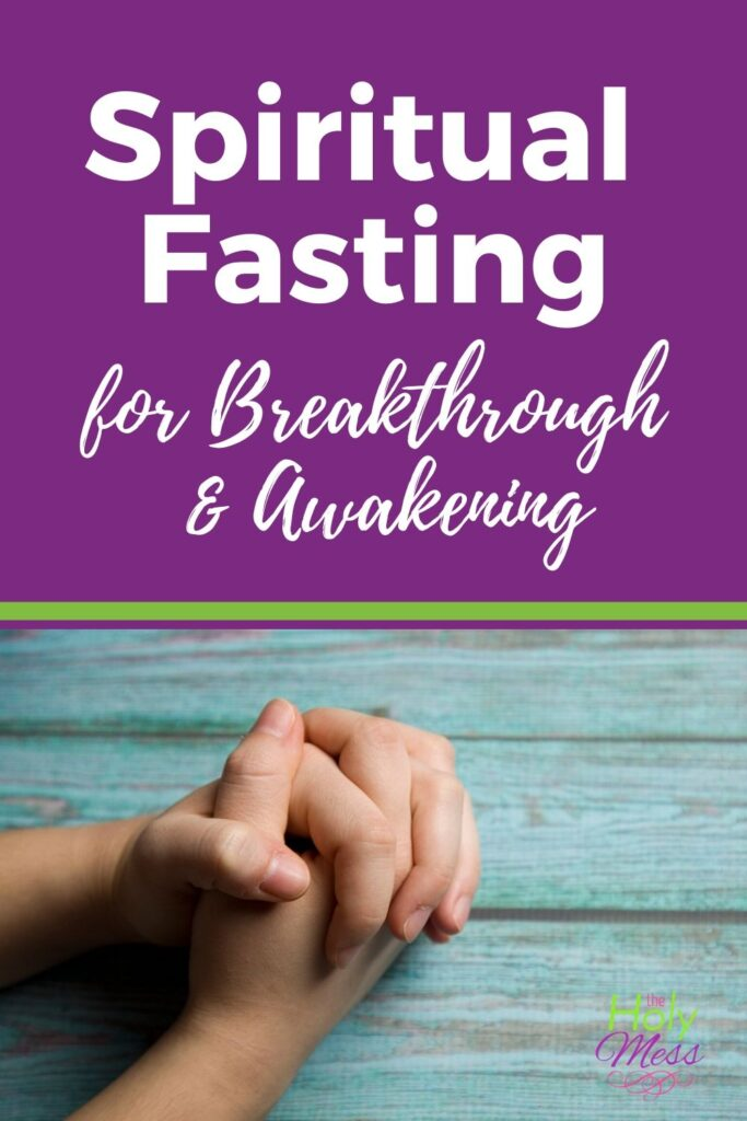 How to Fast Spiritually