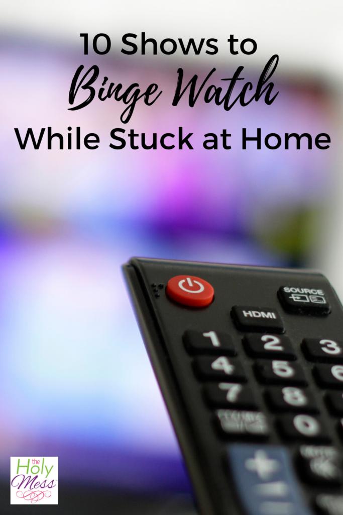 Show To Binge Watch