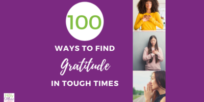 gratitude in tough times
