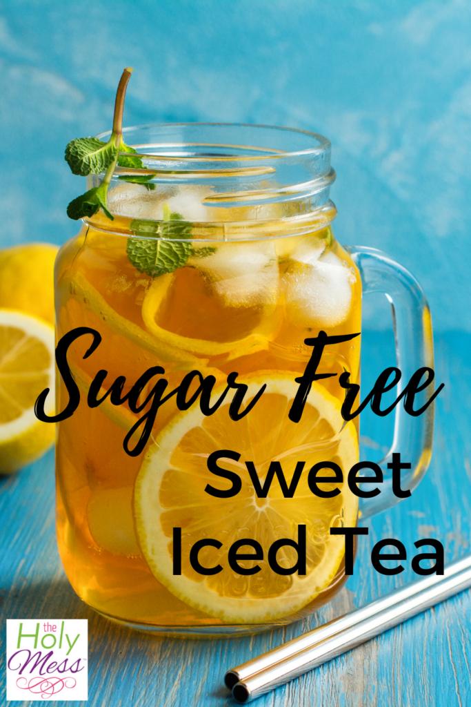 Weight Watchers Sugar Free Sweet Tea