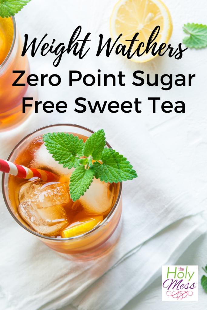 Sugar Free Iced Tea
