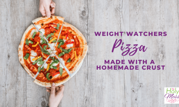 Weight Watchers Pizza Recipes