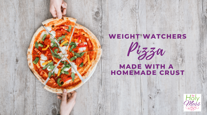 Weight Watchers Pizza Homemade