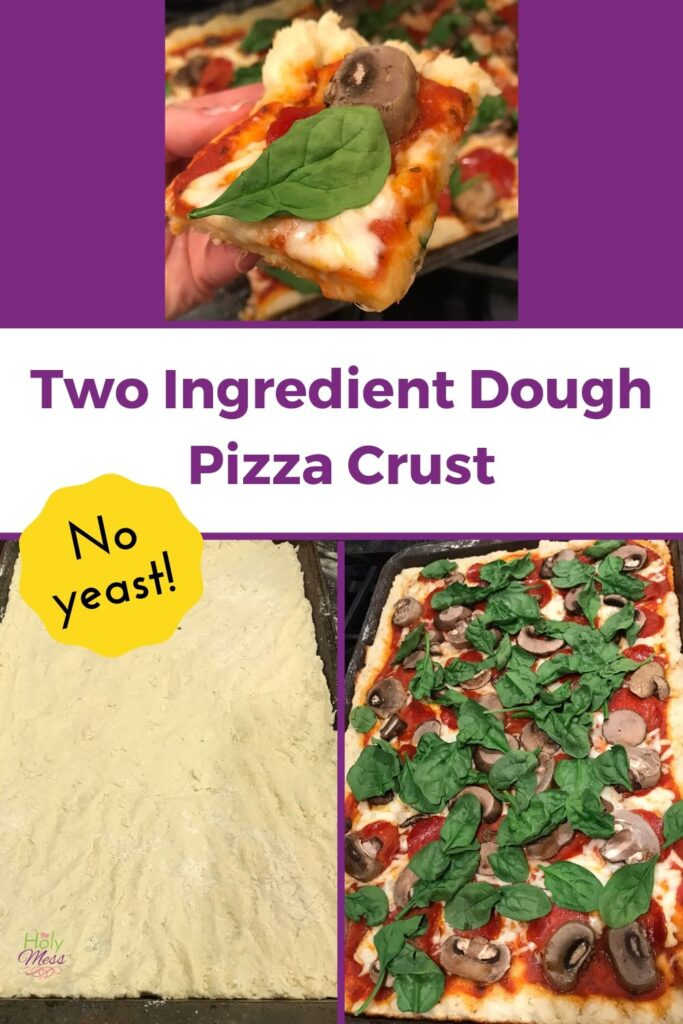 WW Pizza Crust