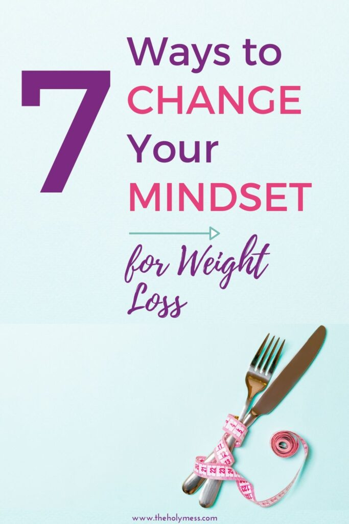 Weight Loss Mental Strategies