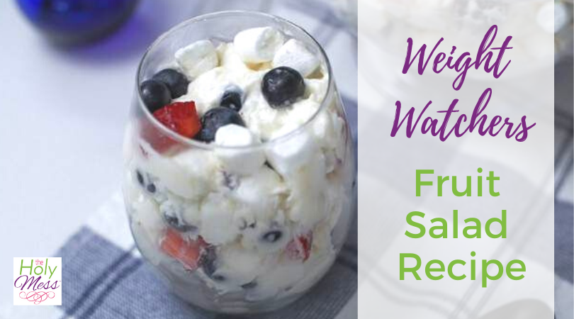 Weight Watchers Fruit Salad Recipe