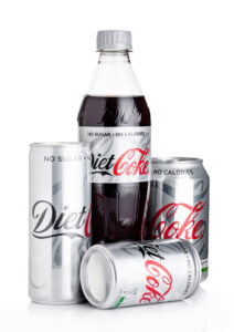 Breaking a diet soda addiction