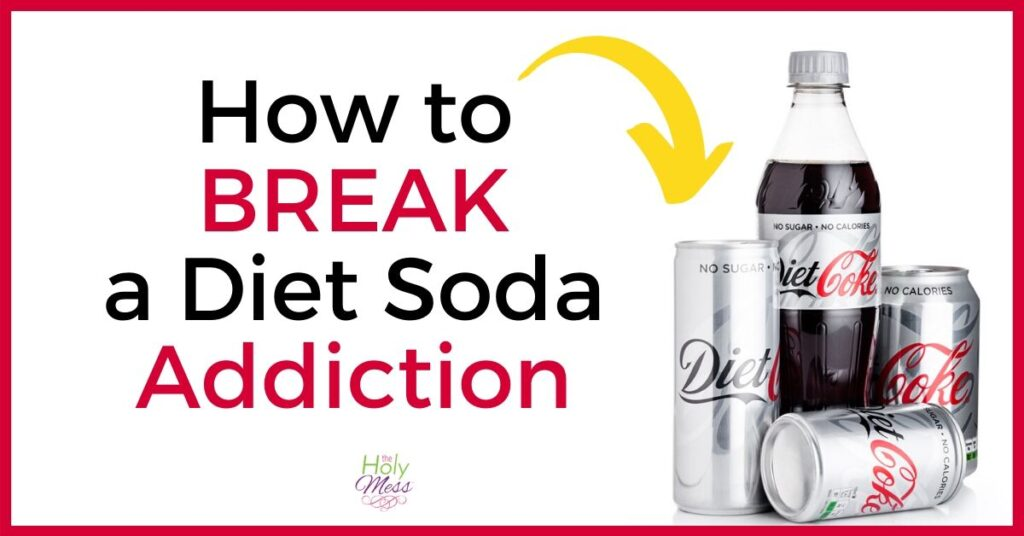 Steps to Break a Pop Addiction