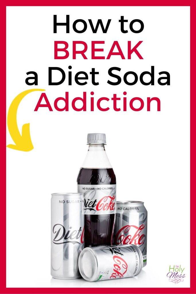 How to Break a Diet Soda Addiction