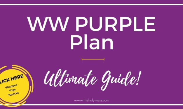 WW Purple Plan Ultimate Guide – Recipes, Tips, & Meal Plans