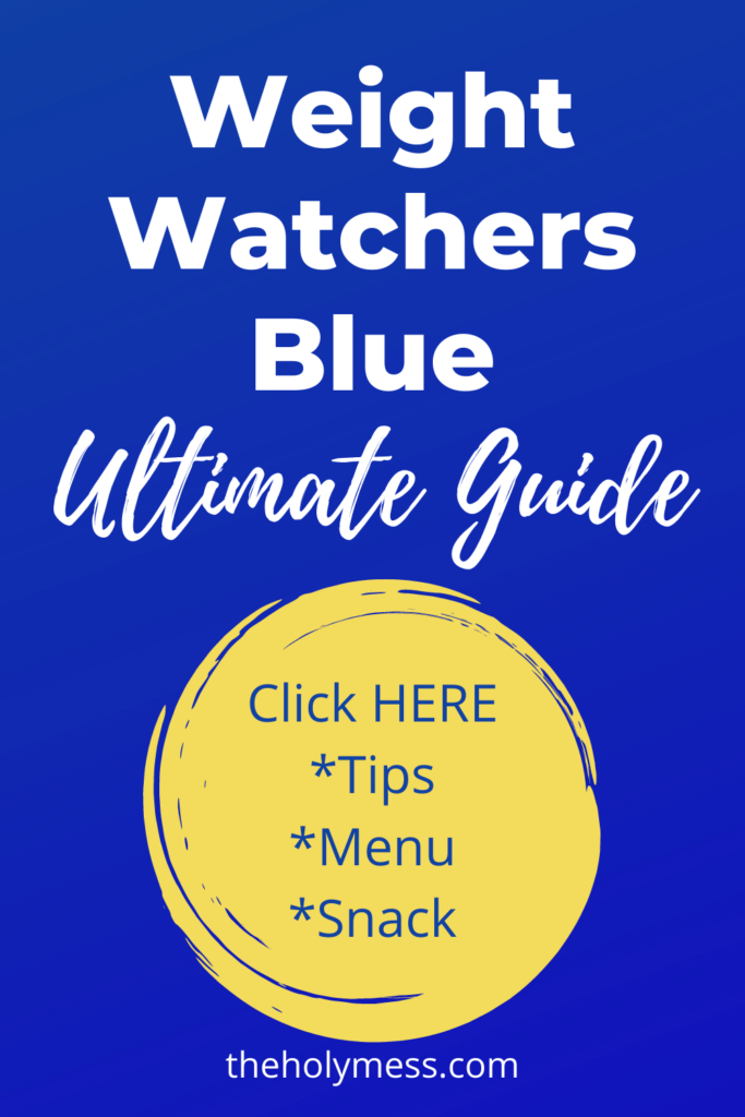 Weight Watchers Blue
