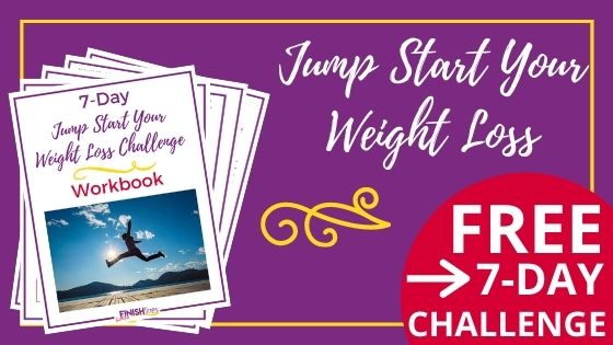 Jump Start Your Weight Loss {Free Weight Loss Challenge}