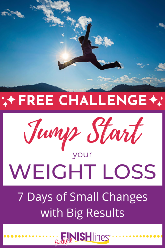 Jump Start Your Weight Loss Challenge
