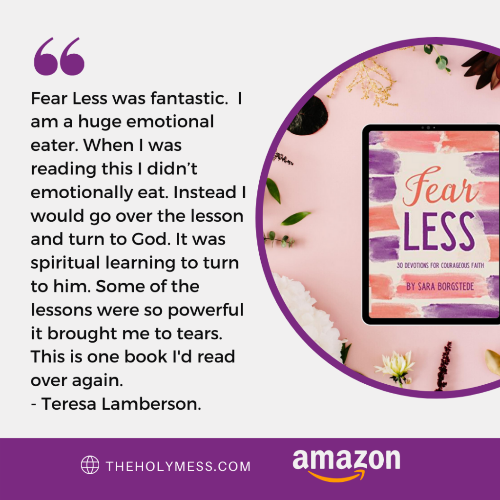 Fear Less Reader Review