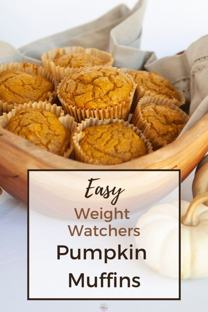 WW Cake Mix Muffins in Basket