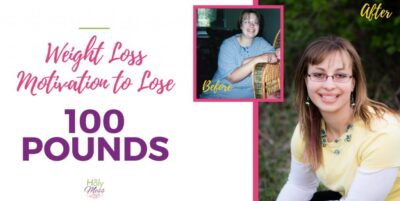 Sara Borgstede before and after weight loss motivation
