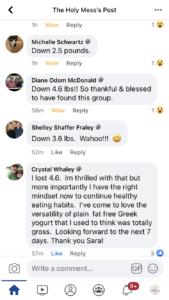 3 day diet testimonials FB