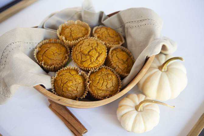 Baked WW muffins