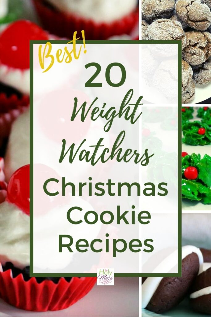 Top 20 Weight Watchers Christmas Cookies
