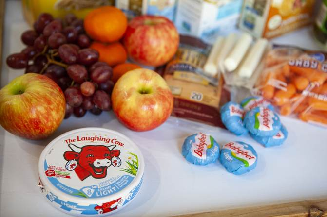 best WW cheese. Laughing cow and babybel light with fruit.
