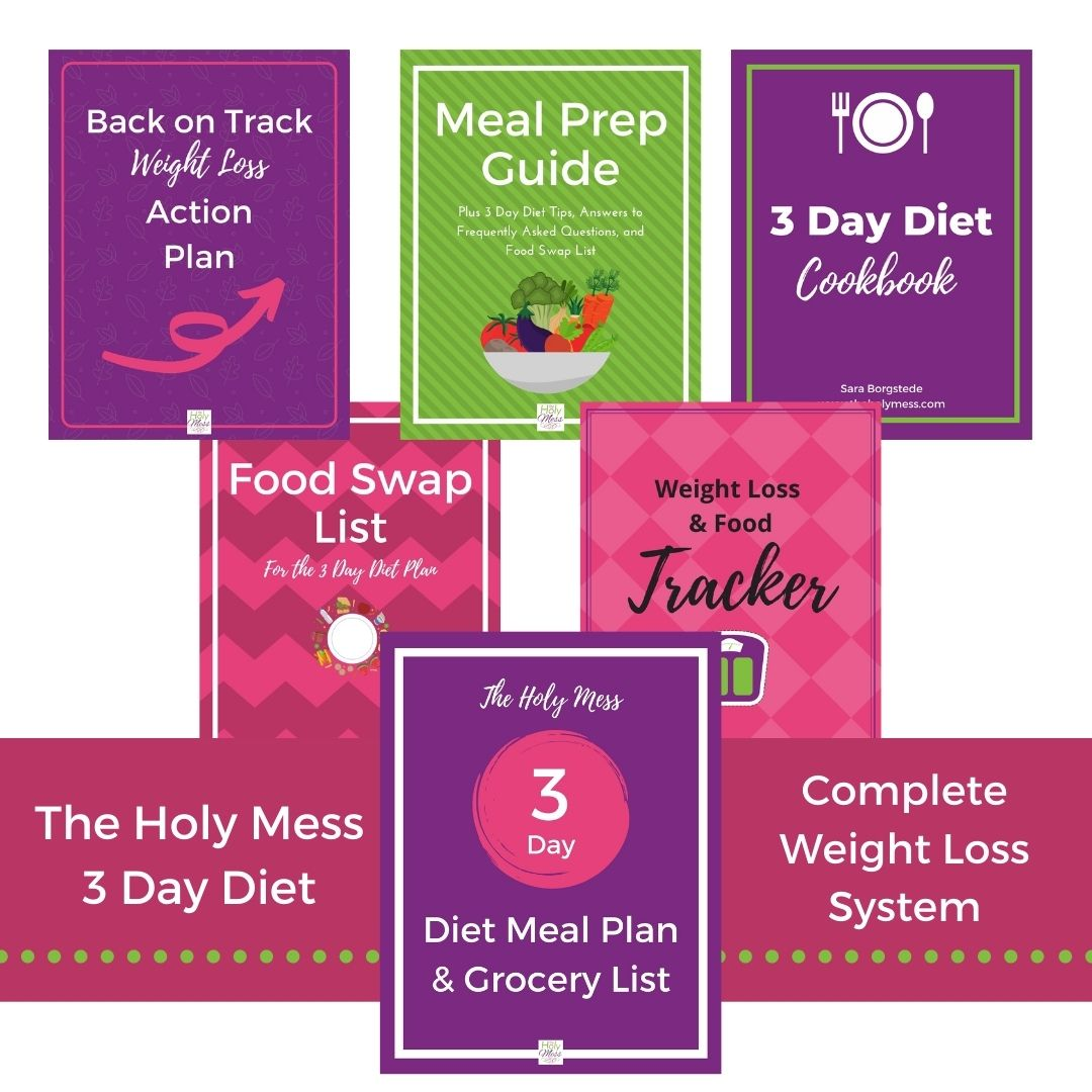 3 Day Diet Weight Loss System