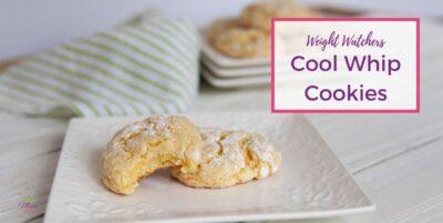WW Cake Mix Cookies