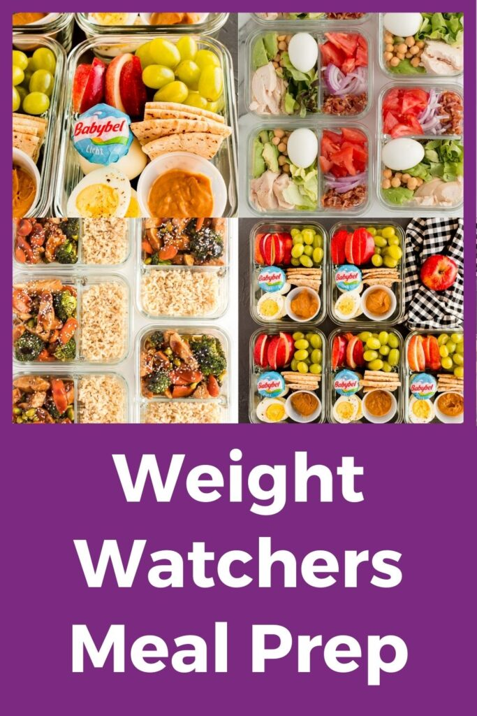 Weight Watchers Meal Prep Recipes for Low Points