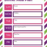 Weekly Dinner Planner
