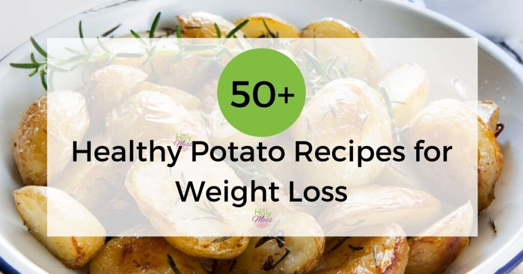 50 healthy potatoes recipes, potatoes in bowl roasted