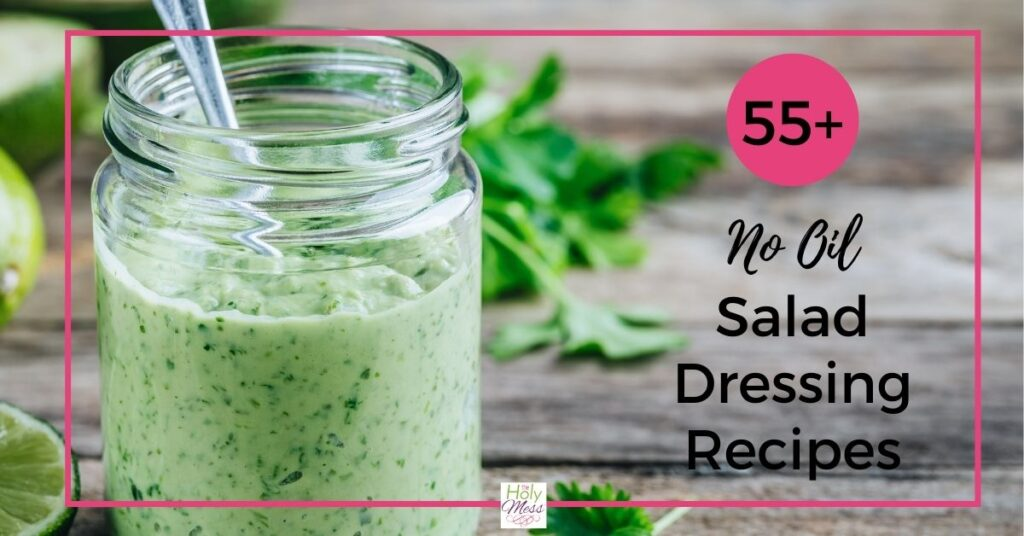 Oil-Free Salad Dressing Recipes