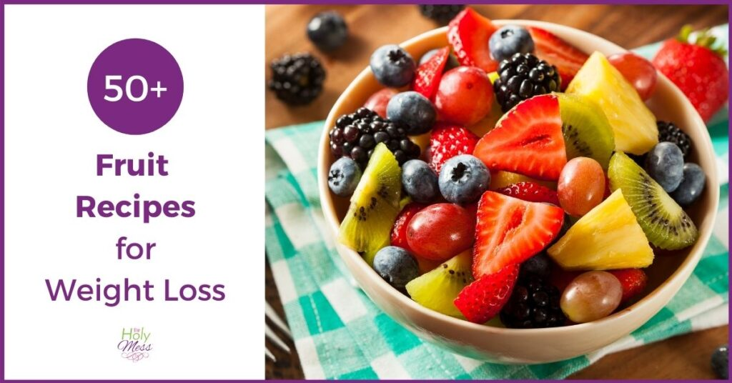 Eat more fruit for weight loss