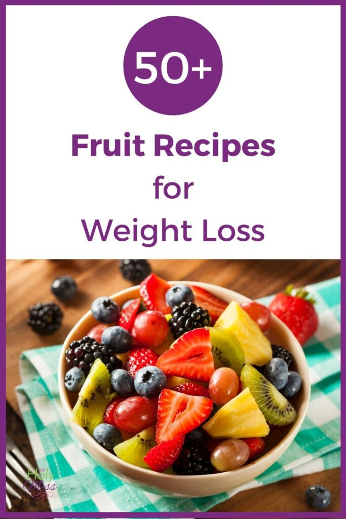 Fruit recipes for weight loss, fruit salad in bowl