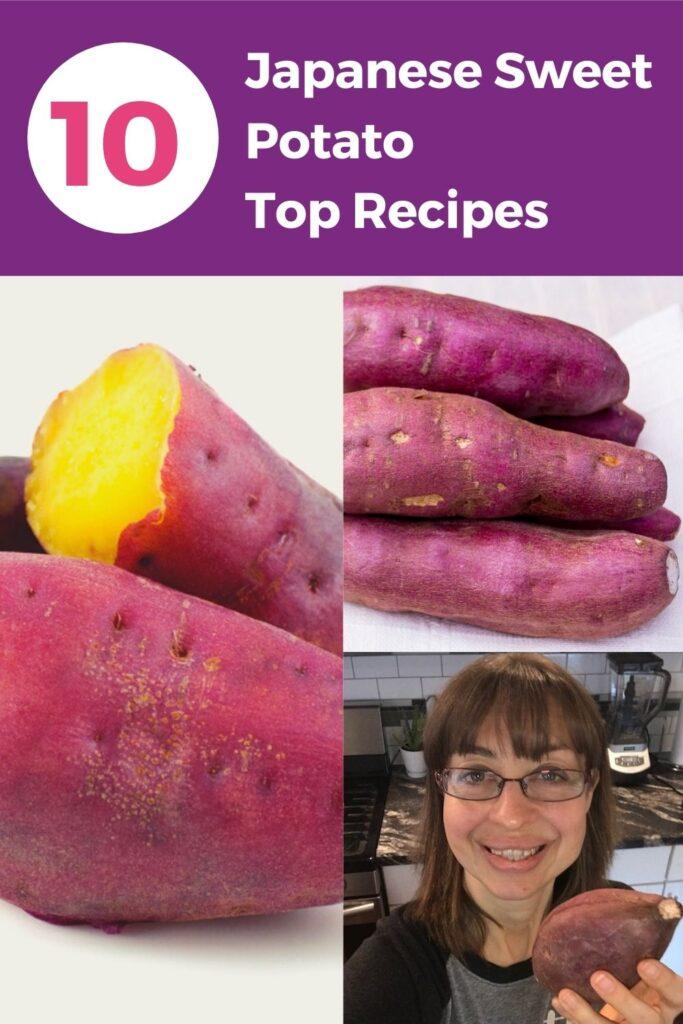 Top 10 Japanese sweet potato recipes