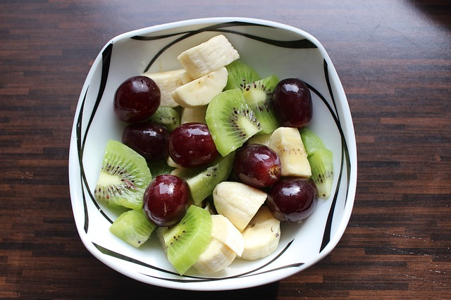 Fruit salad for weight loss