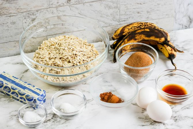Baked oatmeal recipe, ingredients for weight watchers banana oatmeal cups recipe