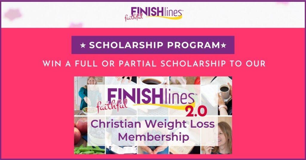 Faithful Finish Lines Scholarship Program