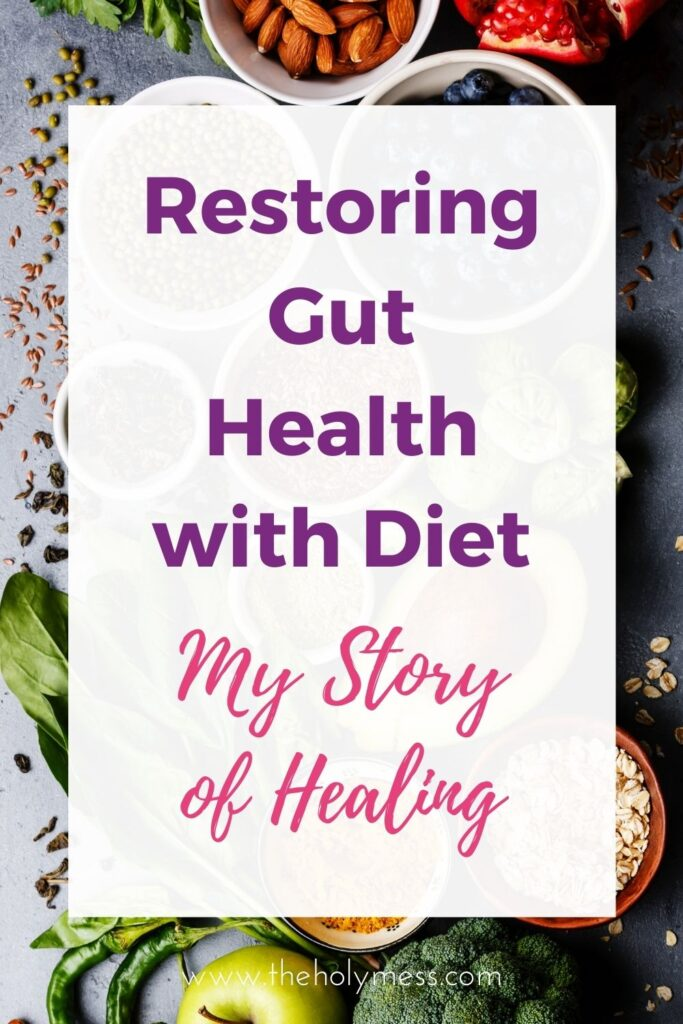 Restoring Gut Health Naturally with Food