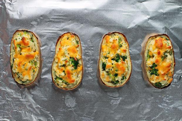 WW Twice Baked Potatoes