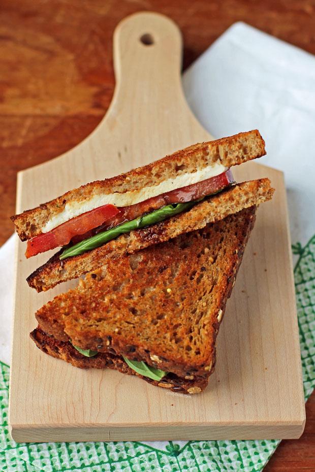 Weight Watchers Caprese Sandwich