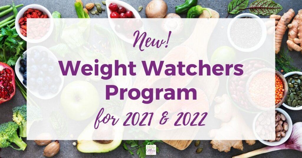 New WW Program for 2022