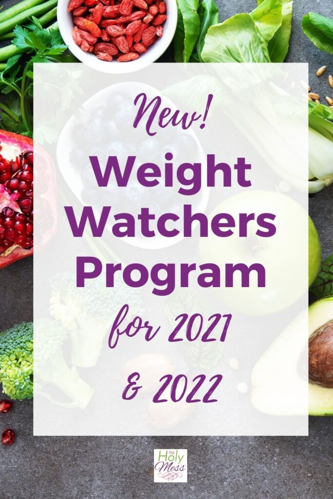 New WW Program for 2021 and 2022