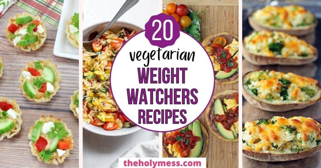 25 WW Vegetarian Recipes