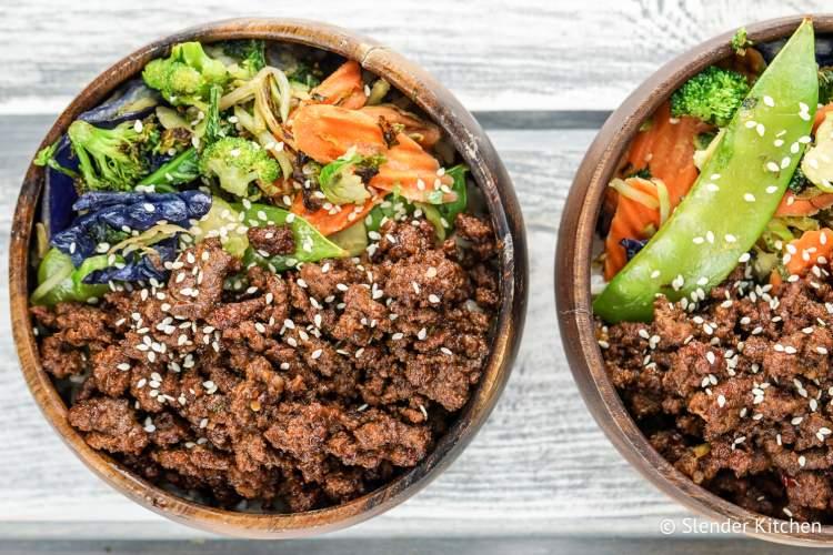 Korean bowls