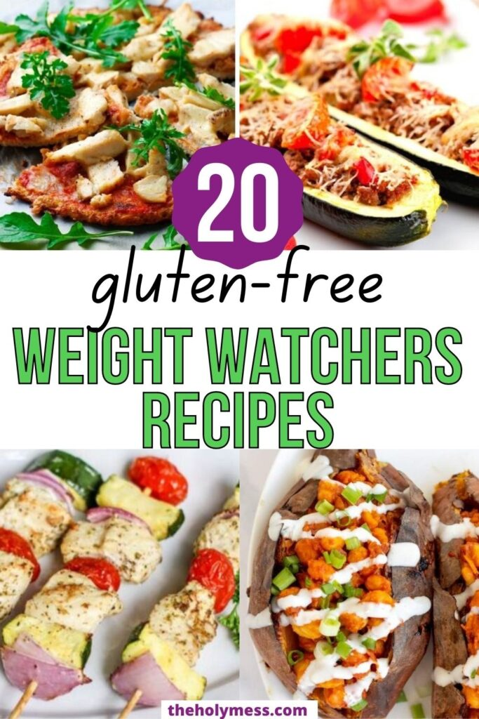 Weight Watchers Gluten-Free Recipes
