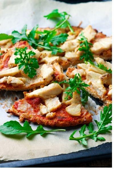 gluten free ww pizza